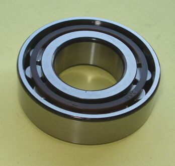 Bearing for crankshaft, flywheel side, Vespa 160 GS / 180 SS, PX 125 T5, FAG