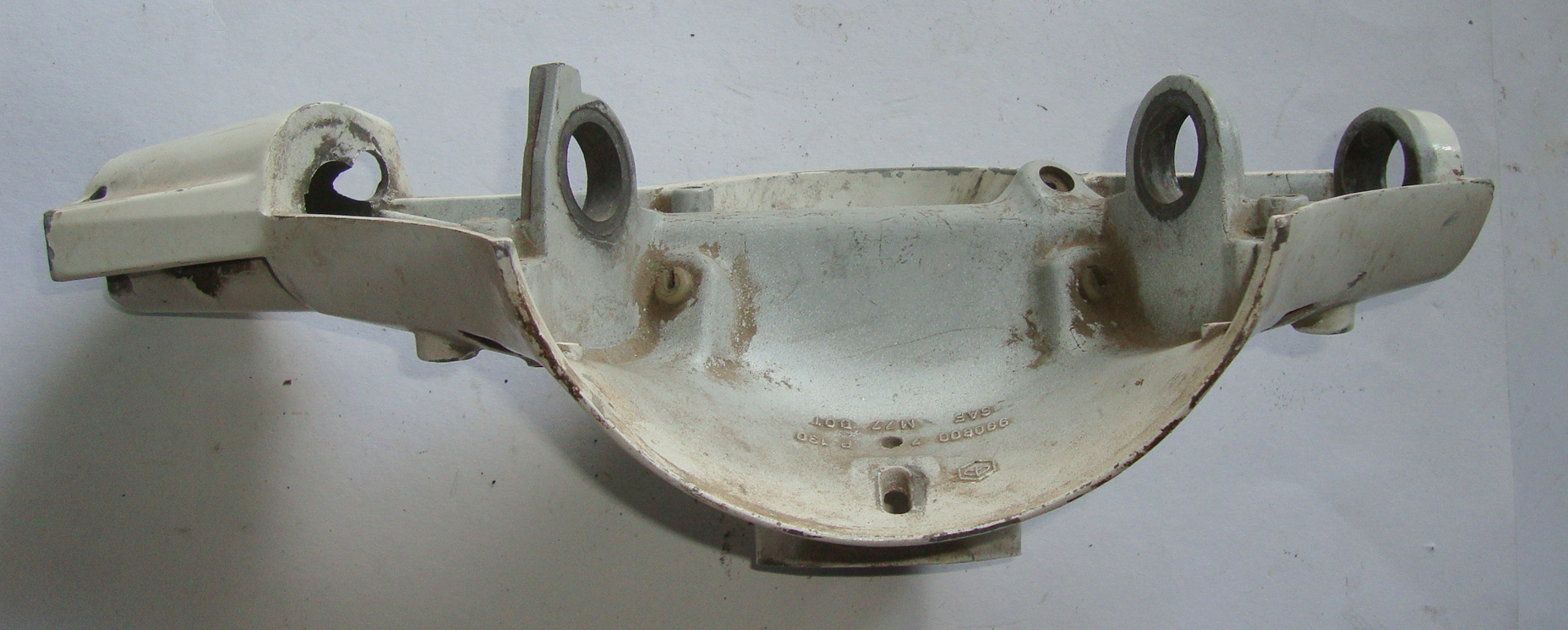 Headset lower part, used, Vespa PX