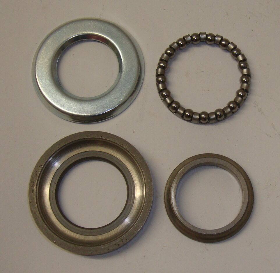 Lower bearing ball track, PIAGGIO, Vespa