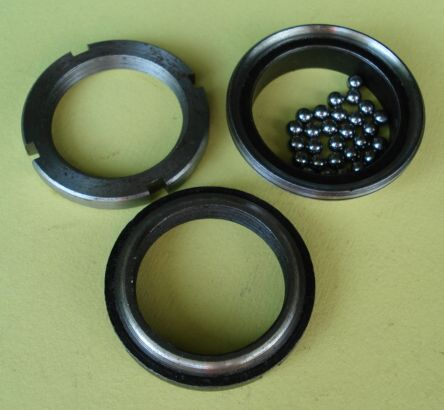 Upper bearing ball track 35 mm