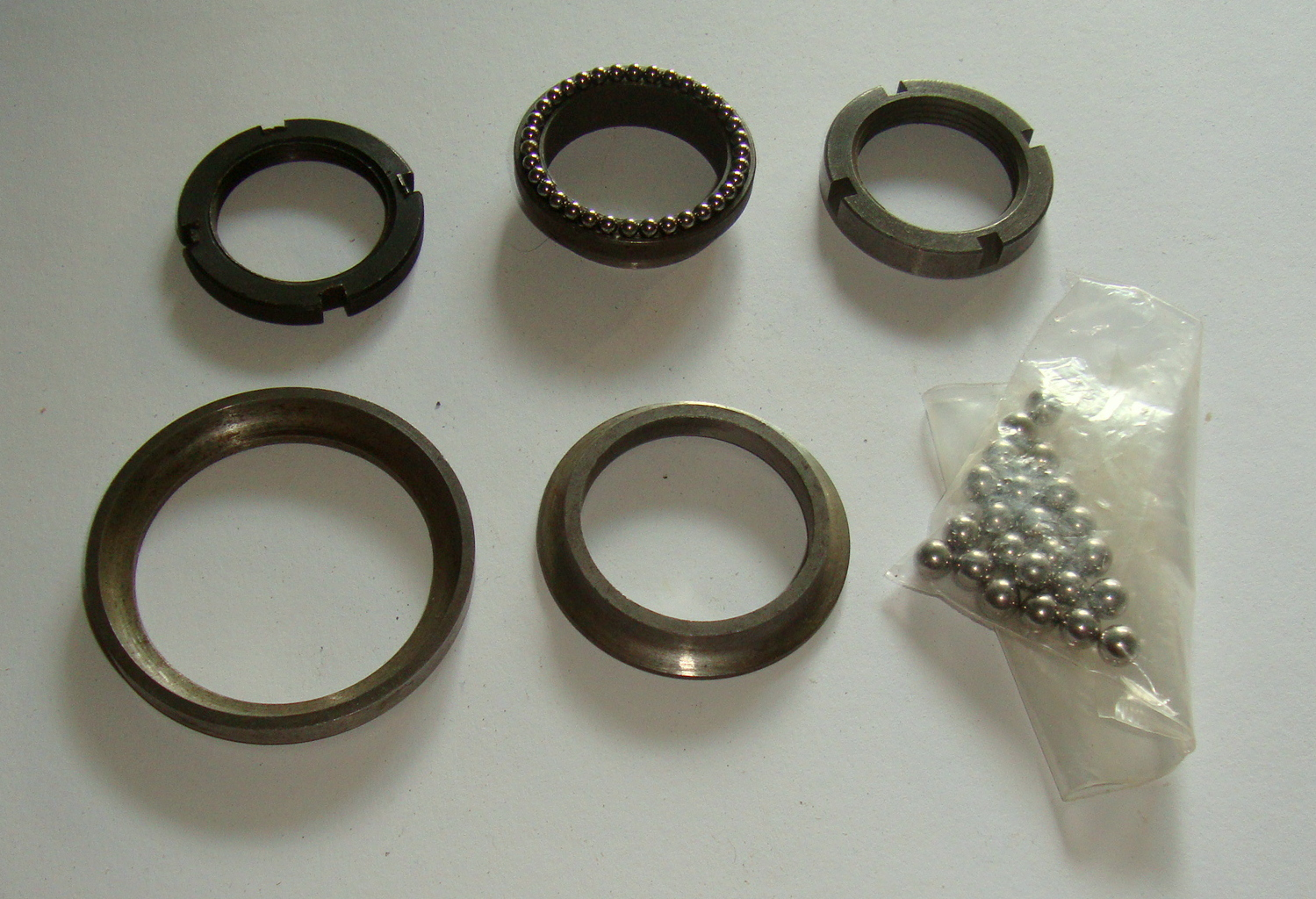 Bearing ball tracks, Vespa 125 V1T > V33T / VM / VN / VL / VB