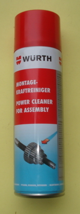 Parts cleaner, 500 ml