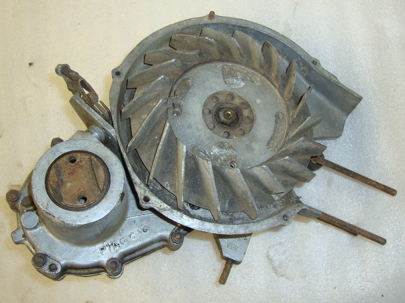 Engine, Vespa 125 V32M *252735*