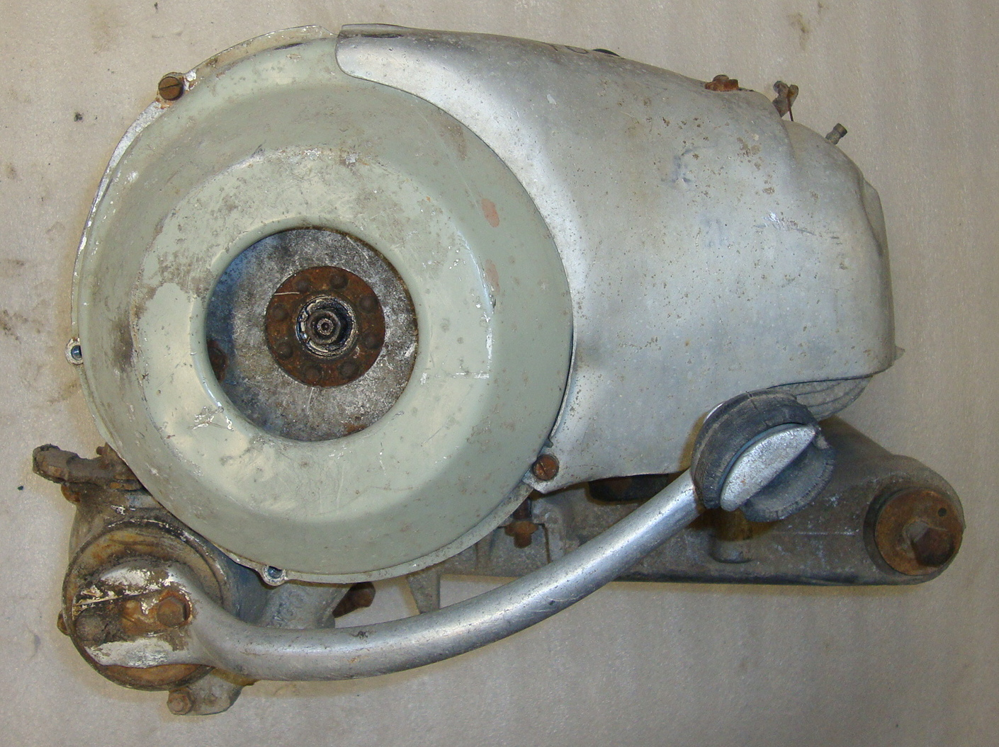 Engine, Vespa 125 VM2M *095670*
