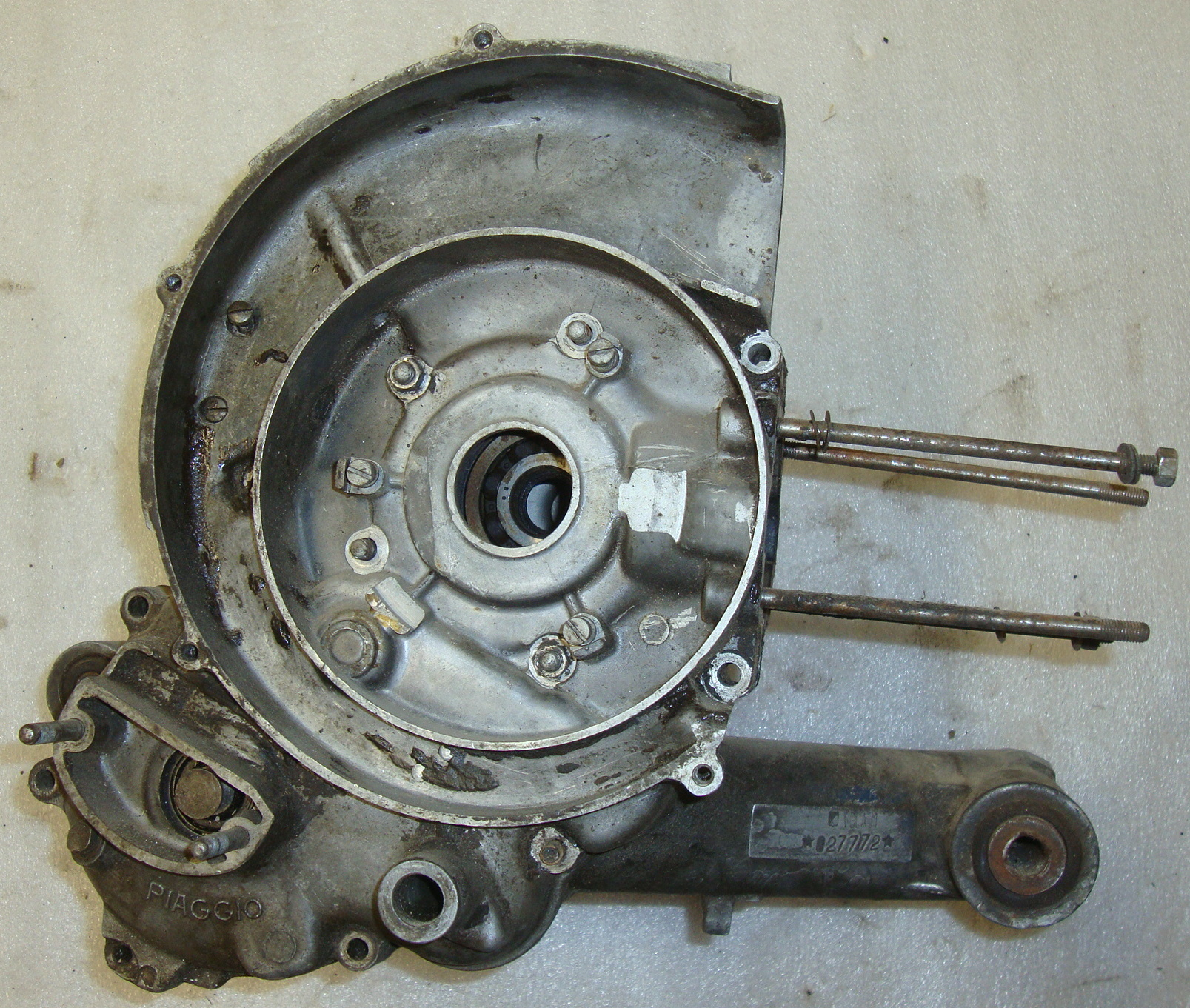 Engine, Vespa 150 T4 VGLA1M *027772*
