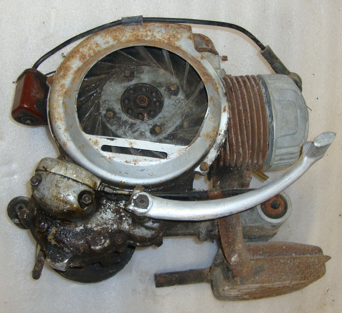 Engine, Vespa 150 VBA1M *106110*