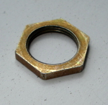 Nut for speedometer mounting, Vespa 50 / 90 / 100 / 125 / 150 / 160 / 180 / 200