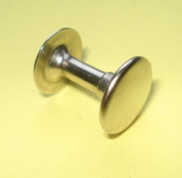 Rivet for fixing rubber profile strip, Vespa PX