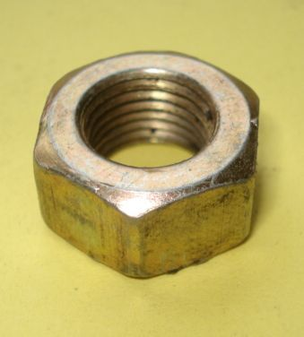 Nut for flywheel, Vespa PX / PE / TS / T5 / Cosa