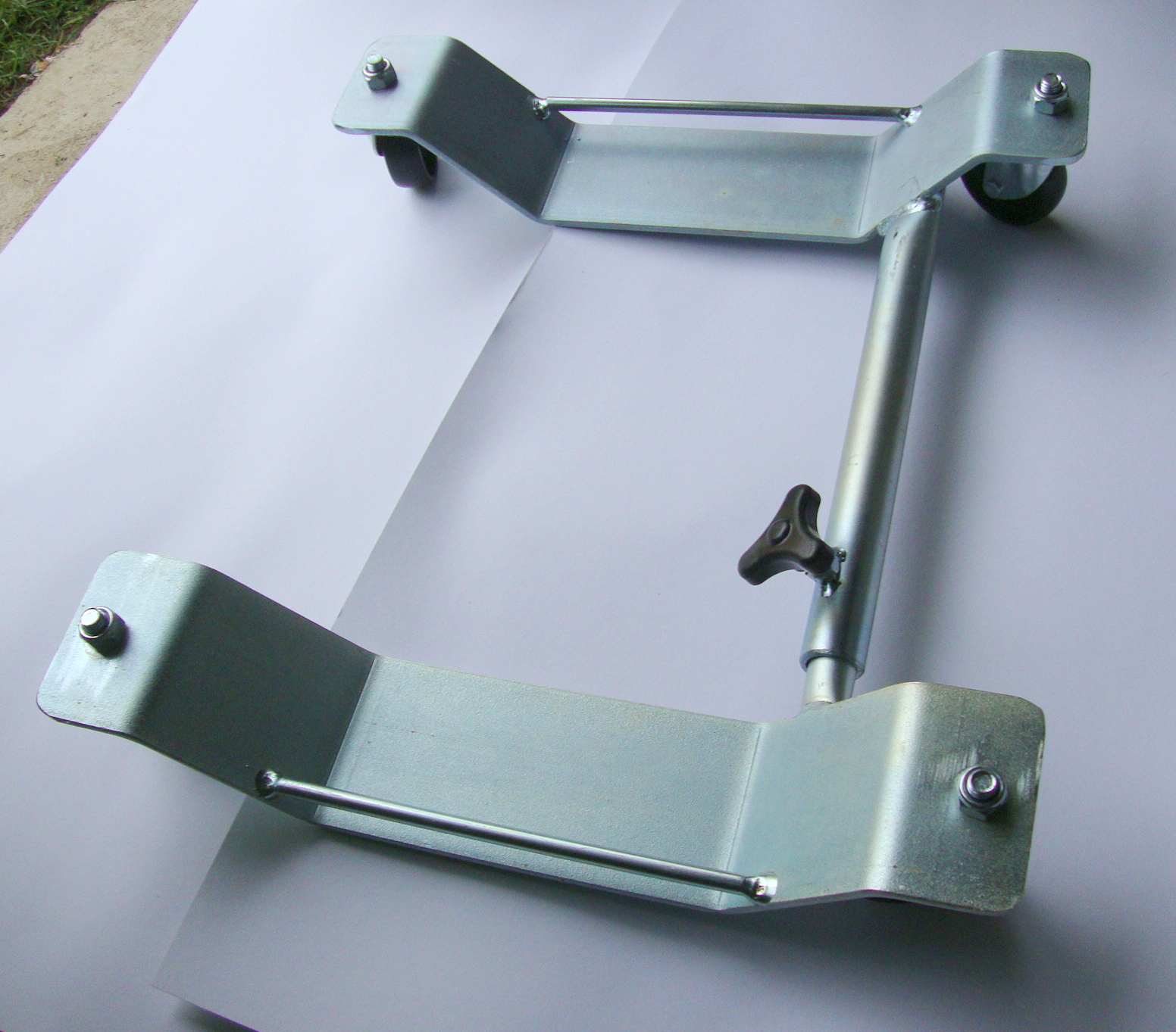Parking trolley, Vespa 50 / 80 / 90 / 100 / 125 / 150 / 160 / 180 / 200