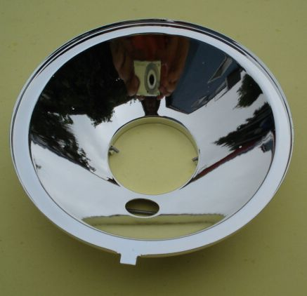 Reflector 115 mm for HELLA / SCHARLACH headlamp