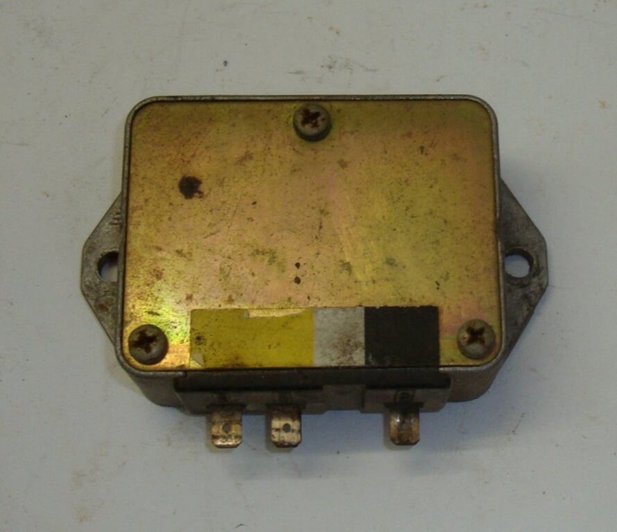 Voltage Regulator, DUCATI, 3 connections, Vespa PX / PK