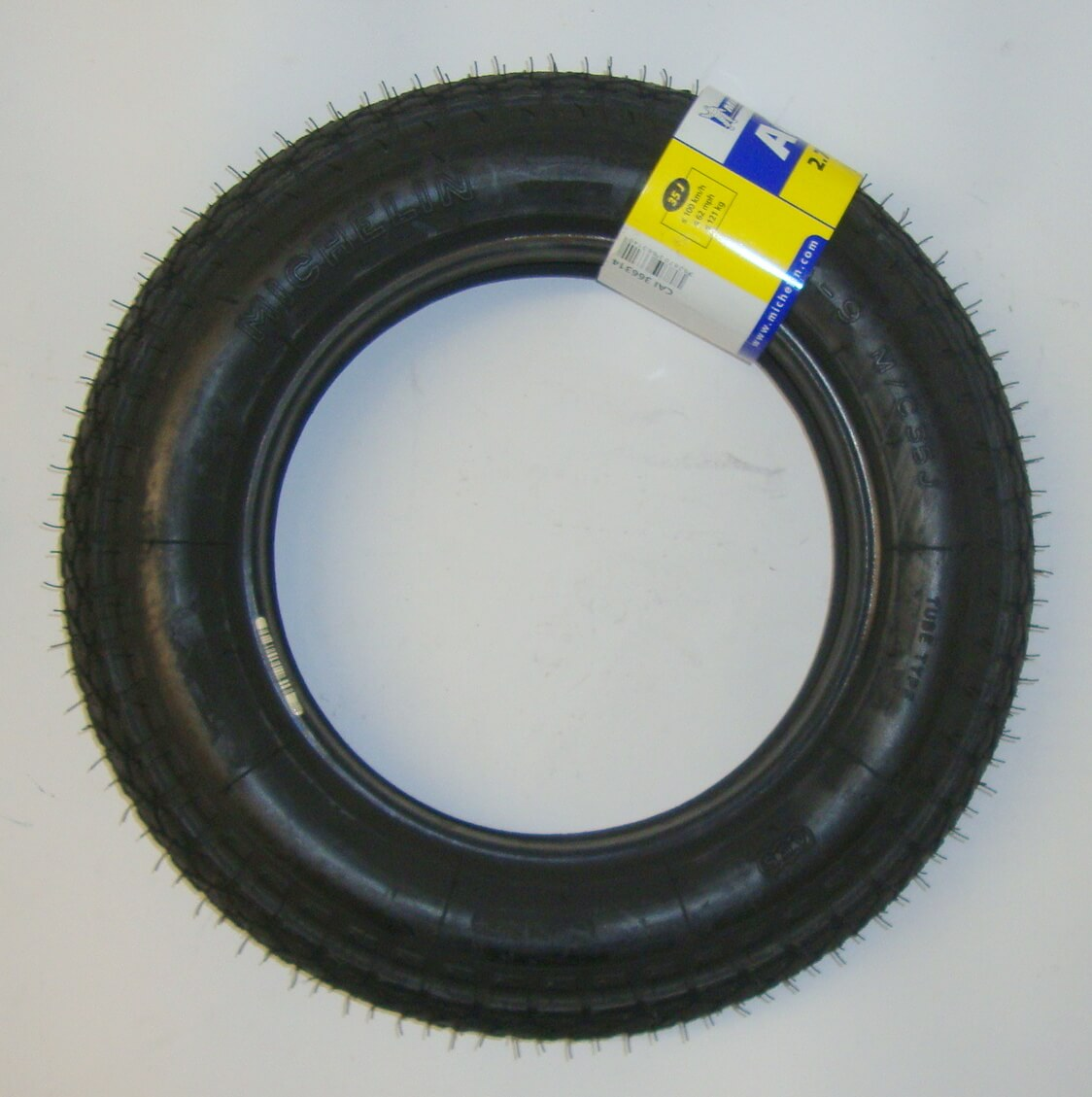 Tire, MICHELIN ACS, Classic, 2.75 x 9, 35 J TT