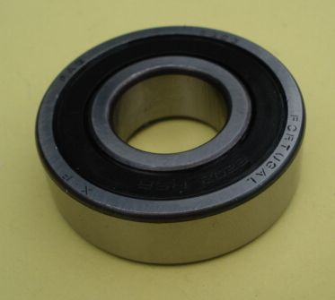 Both side closed bearing for front wheel axle, wheel side, Vespa 50 / 90 / 100 / 125 / 150 / 180 / 200 / Ape