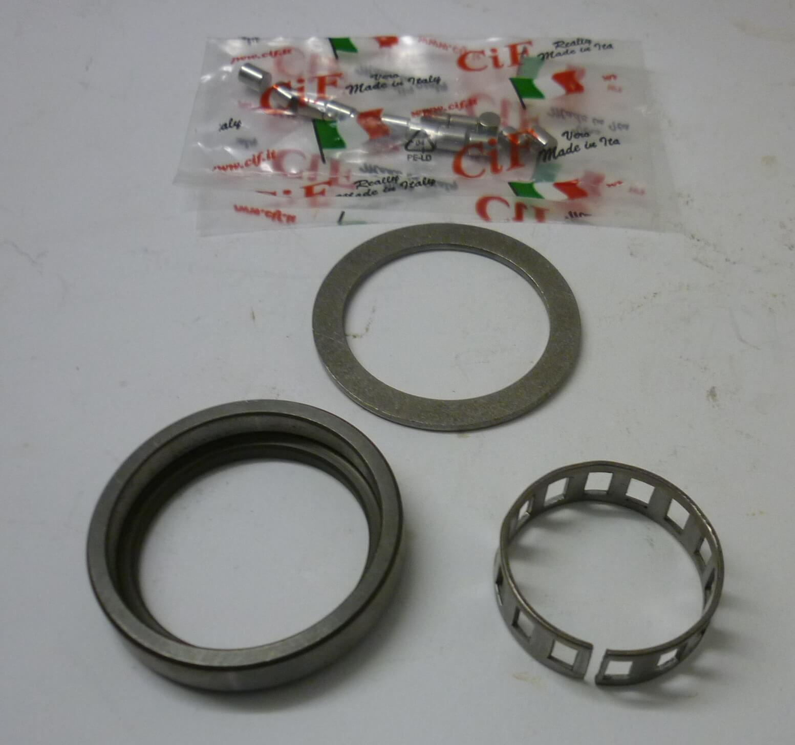 Bearing kit for drive shaft, gear selector side, Vespa 125 / 150
