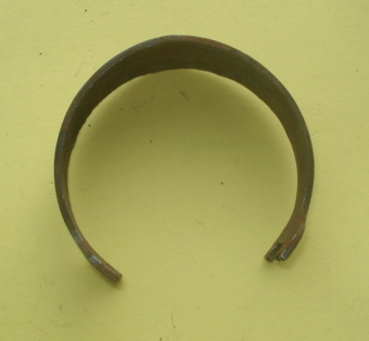 Return spring for brake shoes, Ape, AB / AC / Pentaro, AZ 26