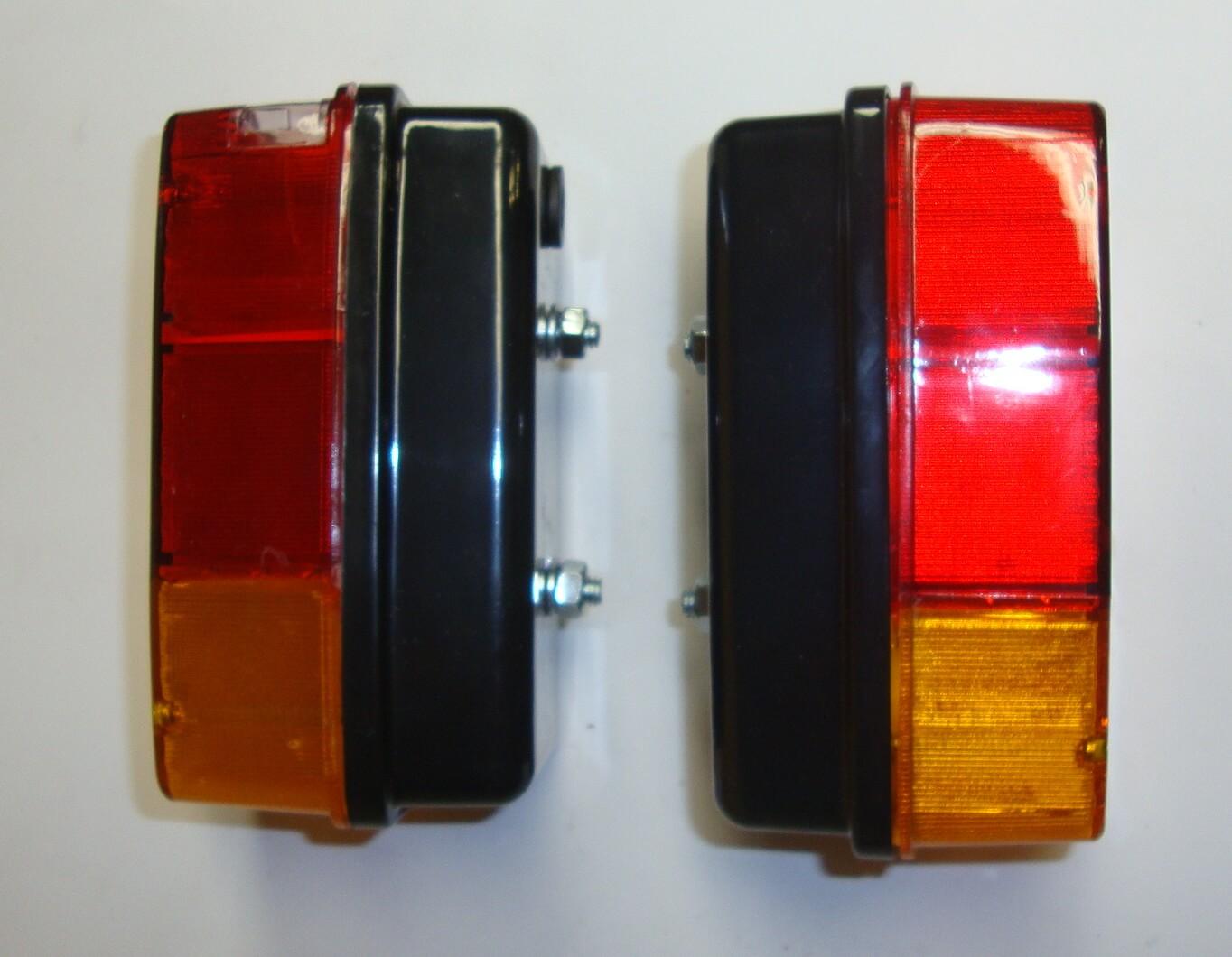 Taillights Ape 400 P 401 501 601 601v Mp 500 600 Mpv 600 Ape Car P2 Vespa Oldtimerteile