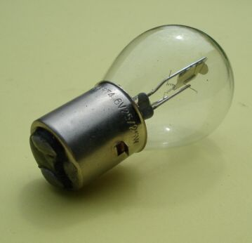 Bulbs for headlamp