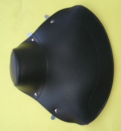 front saddle cover, Vespa 125 V30T > V33T / VM1T > VM2T, dark green
