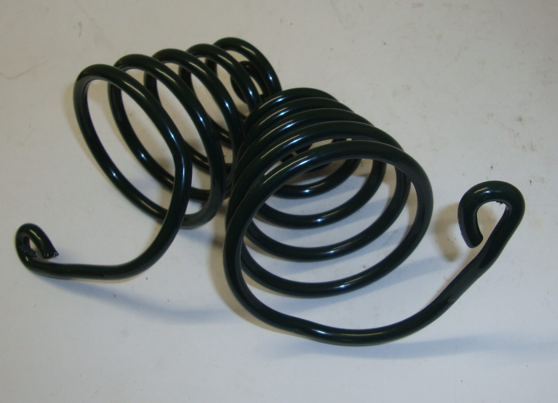 Springs kit, single saddle, dark green,Vespa 150 VL1T - VL2T