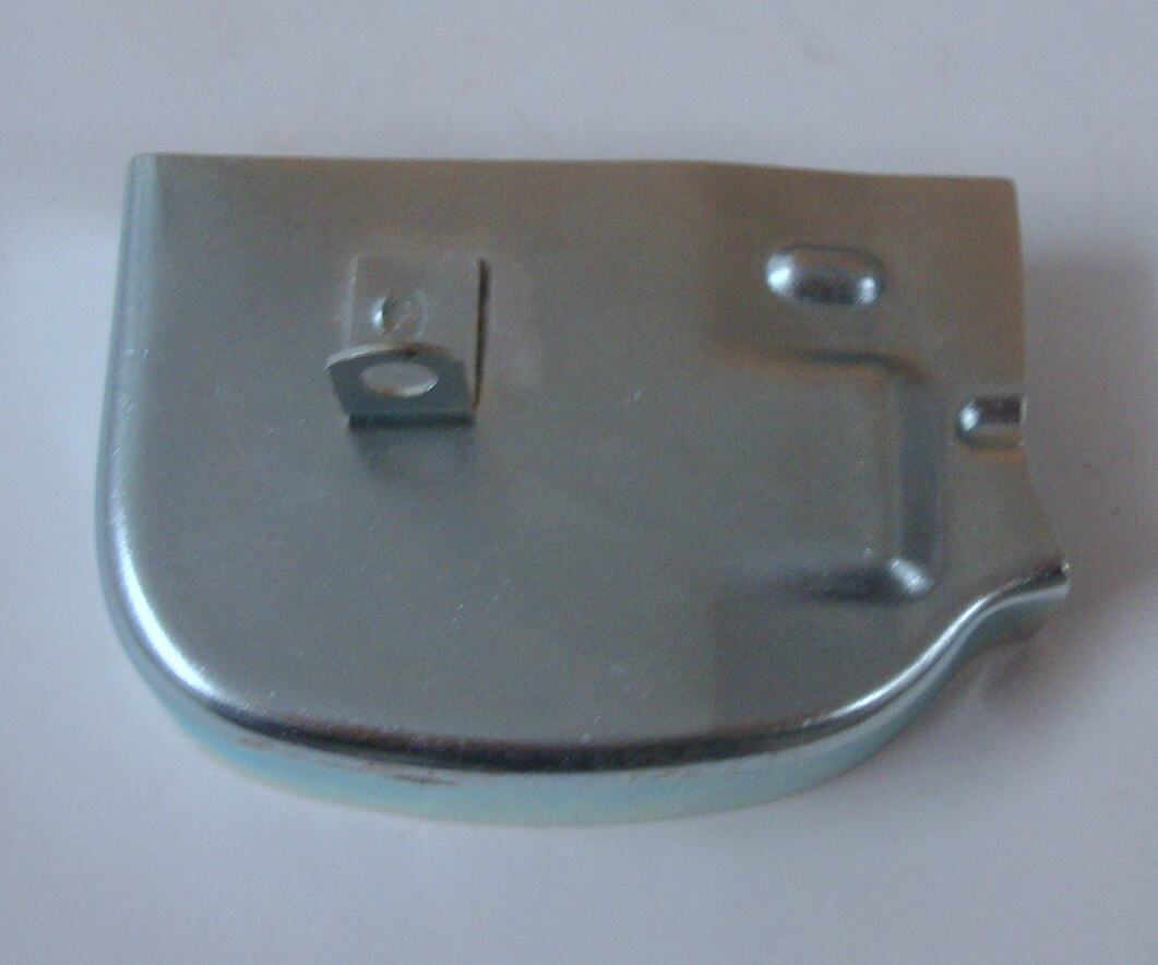 Gear selector cover, Vespa 160 GS / 180 SS