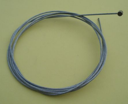 Cable for gear change transmission