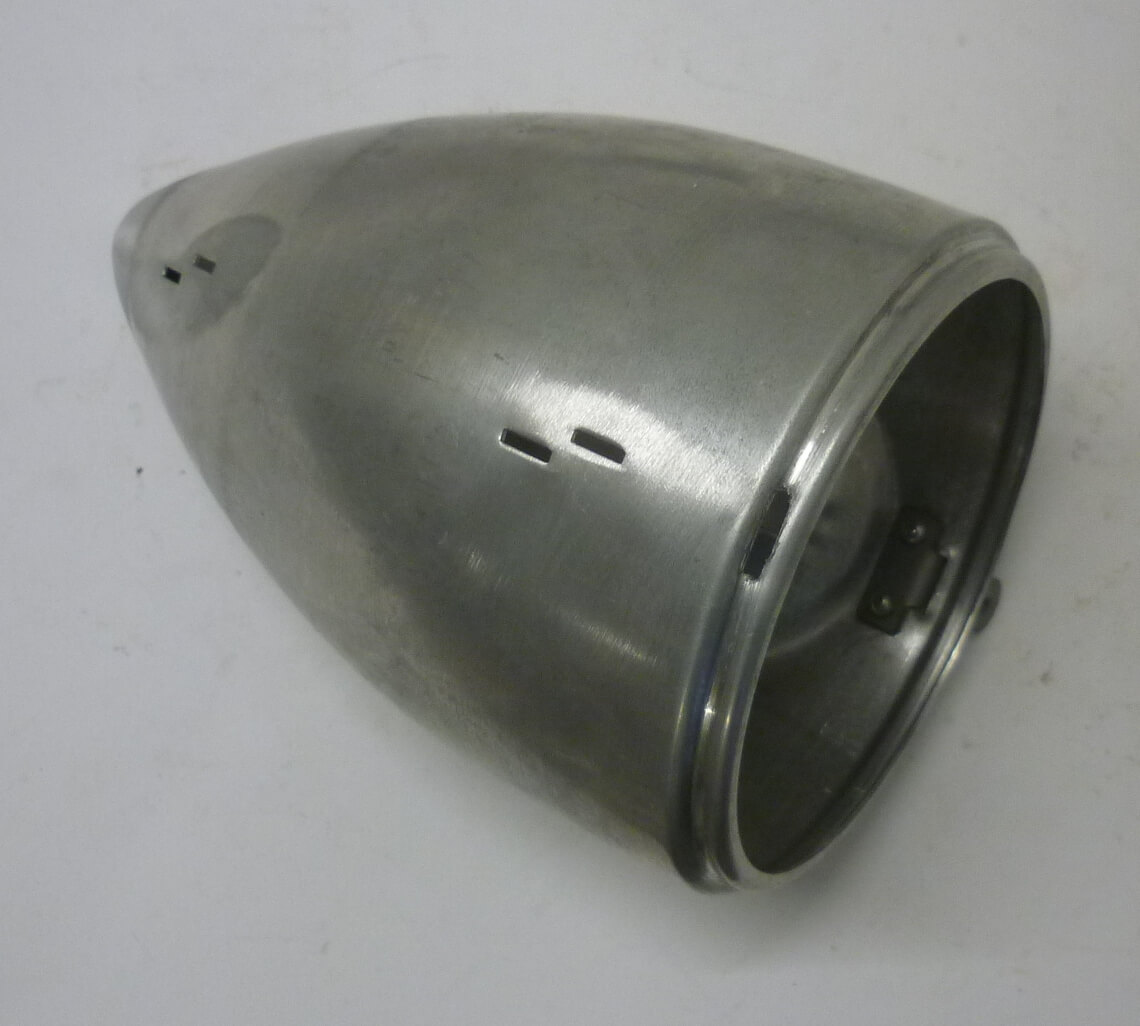 Front lamp housing, Vespa 125 V15T > V30T > 104446