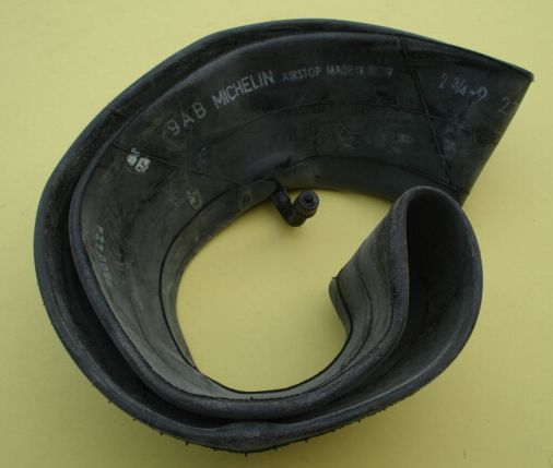 Inner tube, MICHELIN, 2.75 x 9, Valve 90°