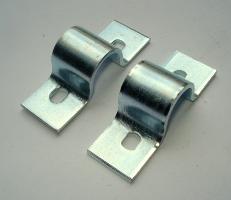 Brackets for central stand, Vespa 50 / 90 / 125