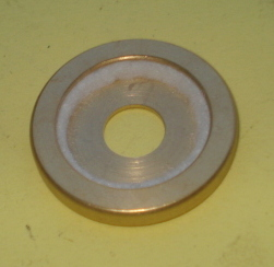 Sealing ring for motion link bolt, brass, 12 mm