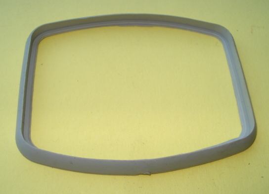 Gasket for speedometerglass
