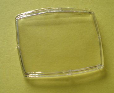 Glass for speedo, Vespa 50 Spezial / Elestart