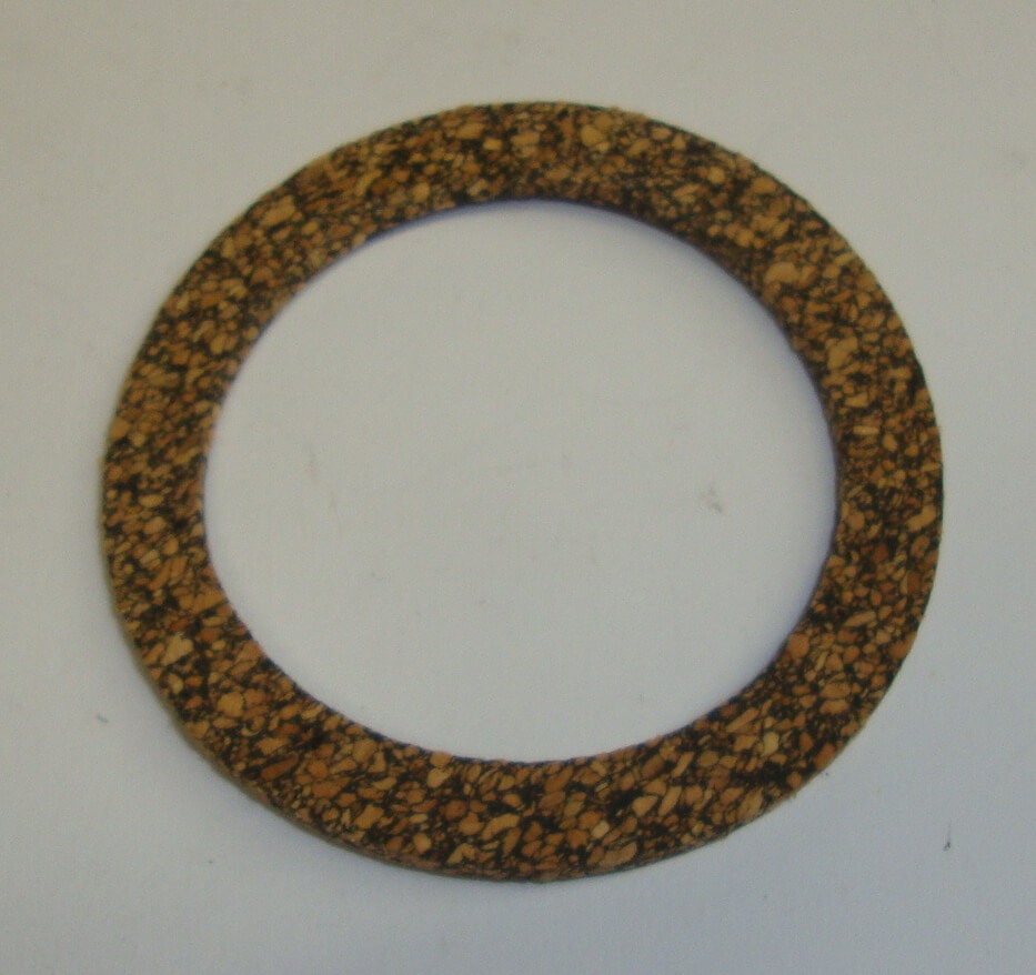 Gasket for filler cap, cork, Vespa 125 / 150 / 160 / 180 / 200