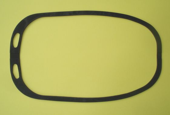 Gasket betwen tank and body, Gummi, Vespa 80 / 125 / 150 / 180 / 200