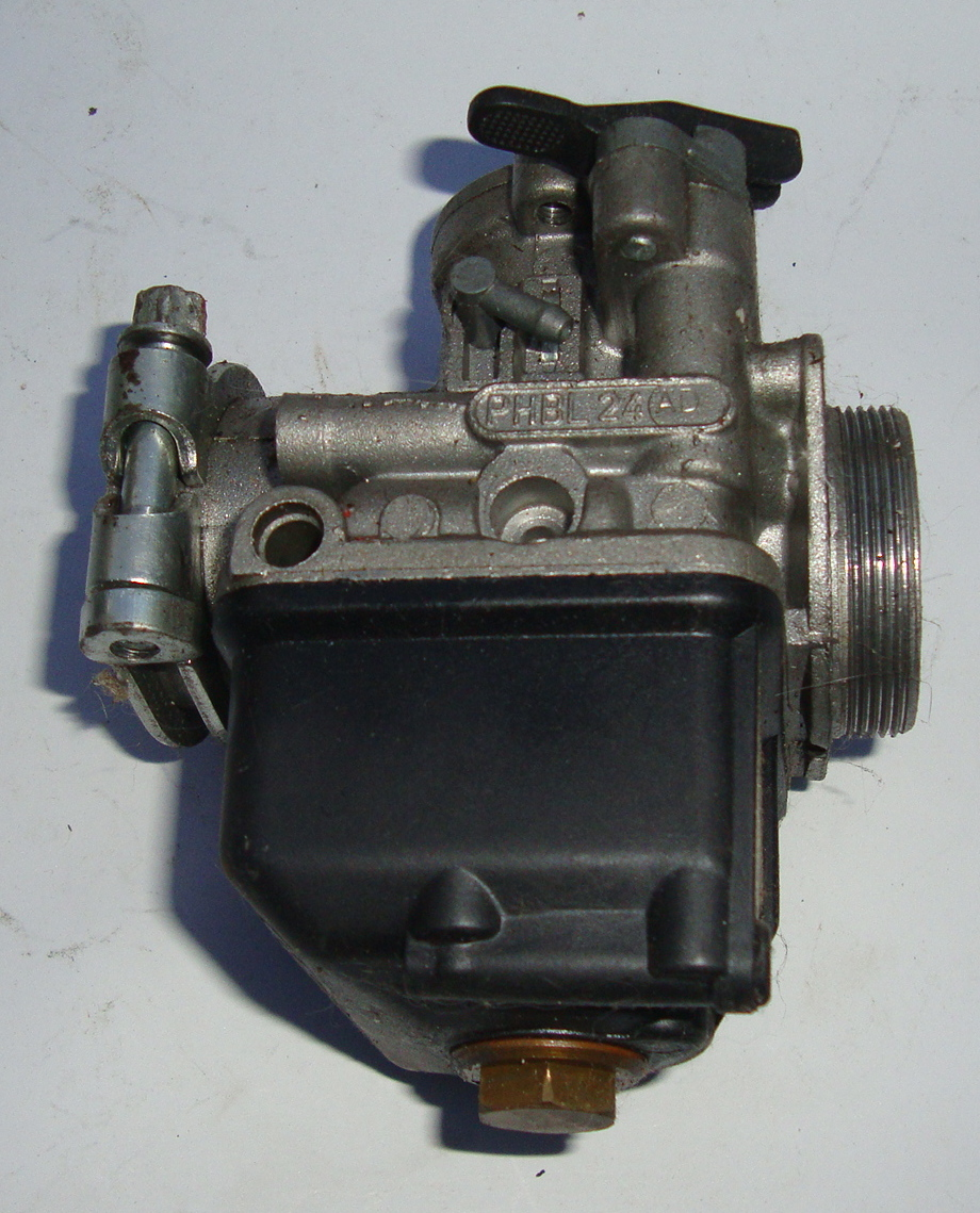 Carburettor body, DELL`ORTO PHBL 24 AD