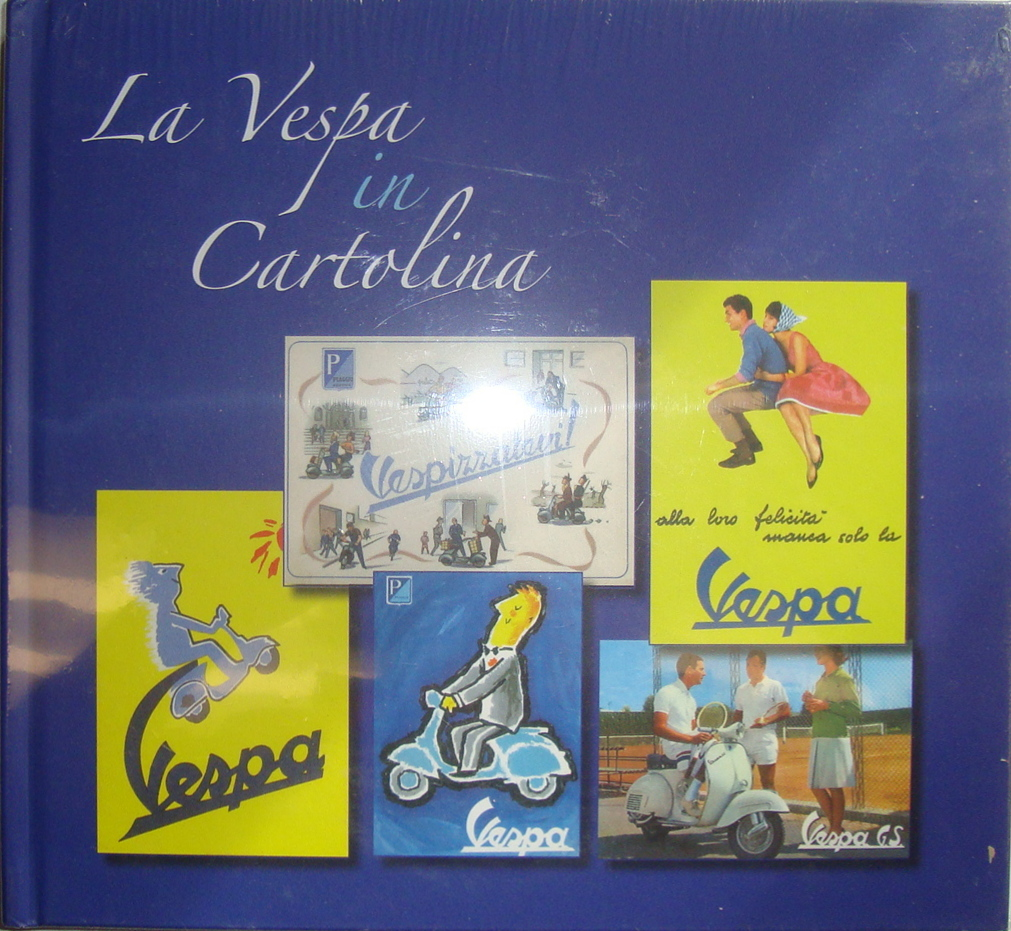 "Book ""La Vespa in Cartolina"""