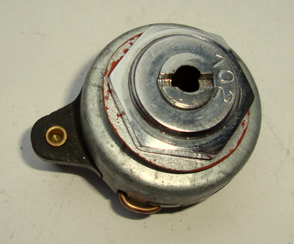 Ignition lock, Vespa 150 GS 1 / T 3, NOS