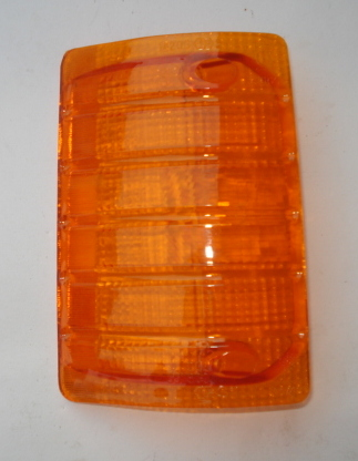 Right glas for lateral light, SIEM. Ape TM Vespa Car