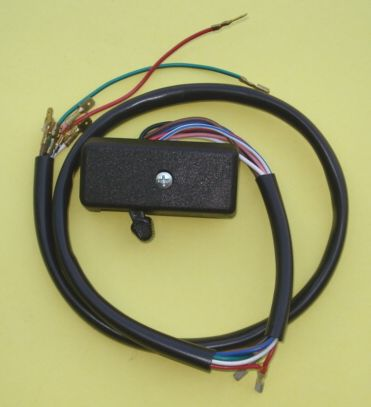 Indicator switch, Ape 50 TL3T