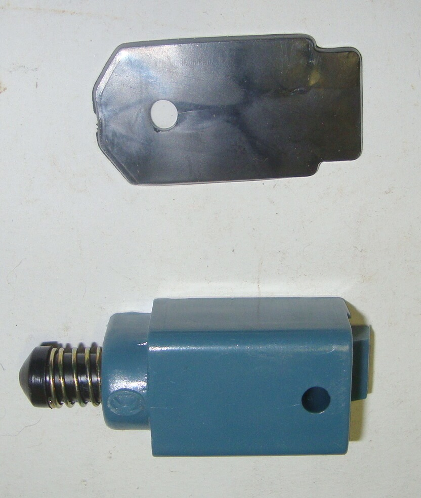 Brake light switch, Bremslichtschalter, Vespa 50 / 90 / 125 PV / ET3