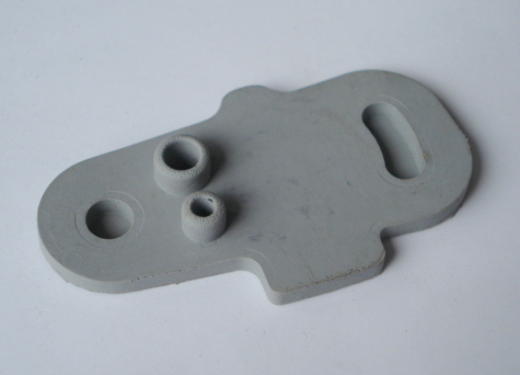 Gasket for stop switch, small, grey, premium