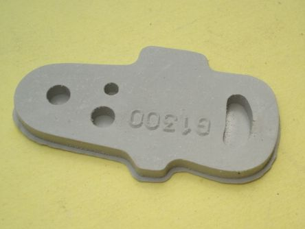 Gasket for stop switch, small, grey