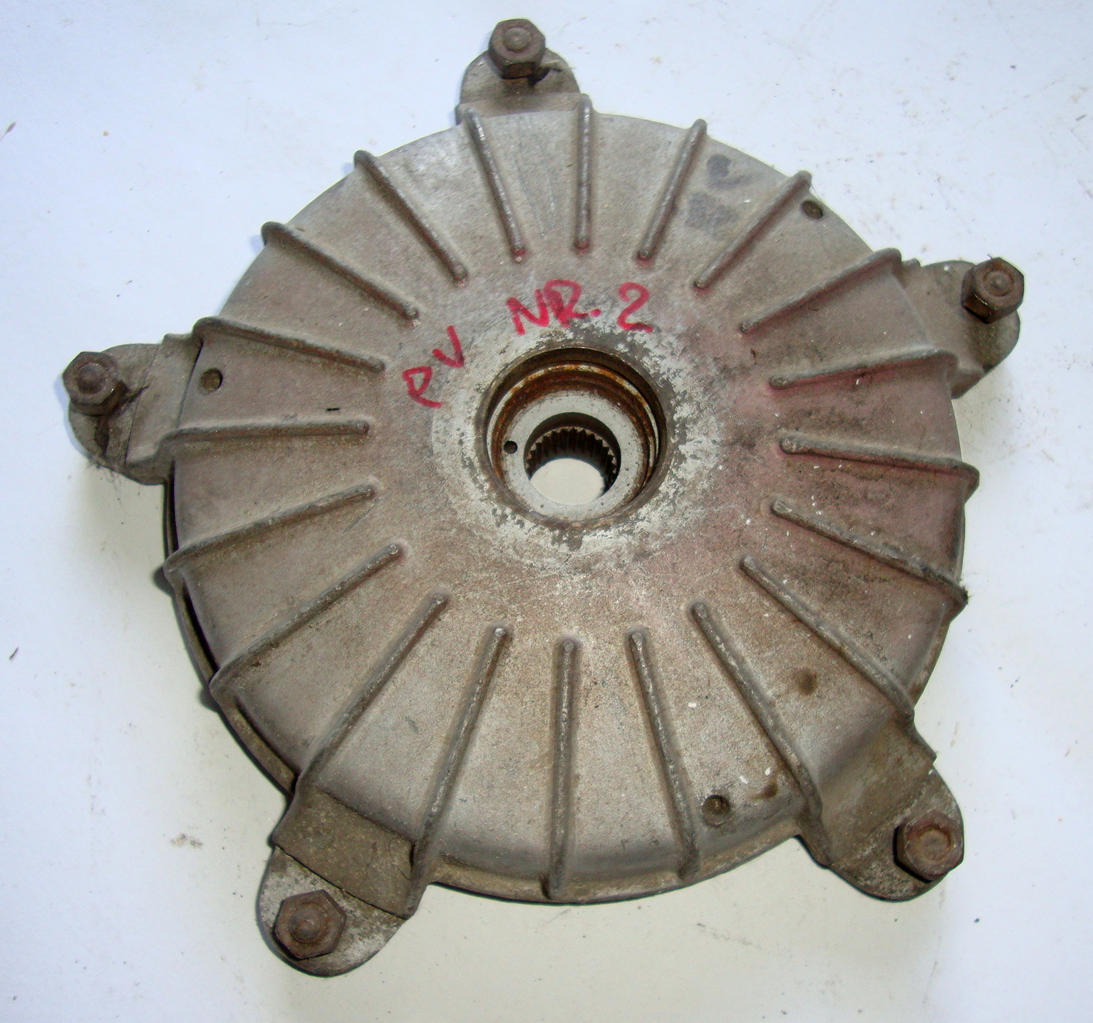 Rear brake drum, Vespa 50 / 80 / 90 / 100 / 125