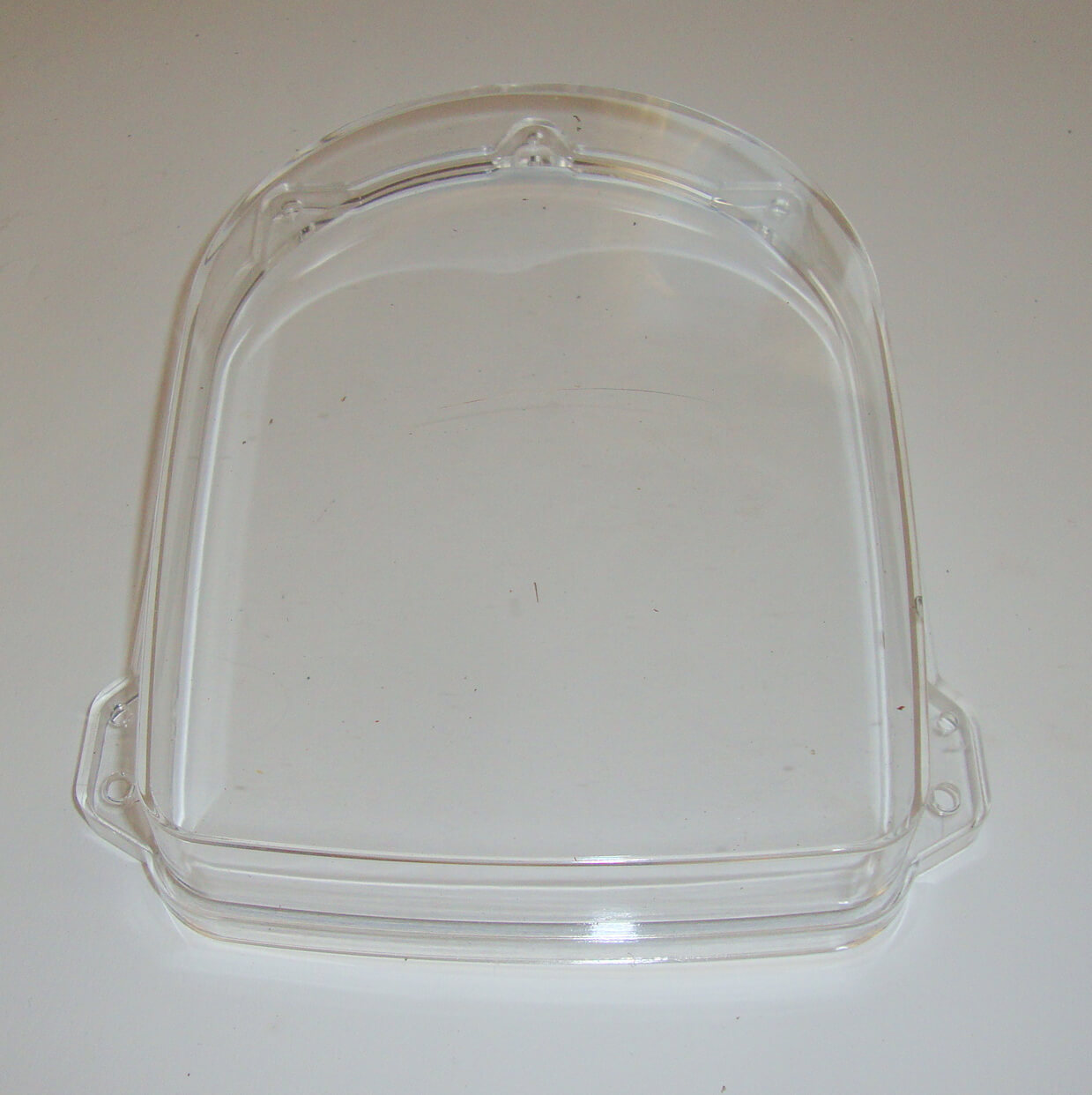 Glass for speedometer, VEGLIA, Vespa 125 / 150 / 200 Cosa, NOS