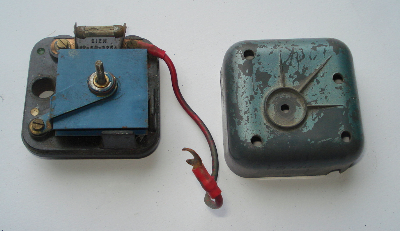 Rectifier, complete with plastic cover, Vespa / 150