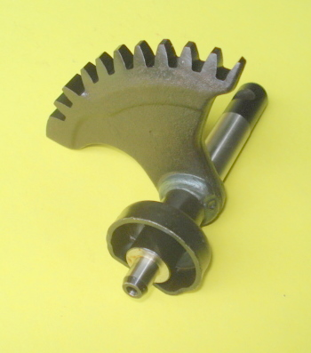 Starter sector, Vespa 125 / 150 5 dents