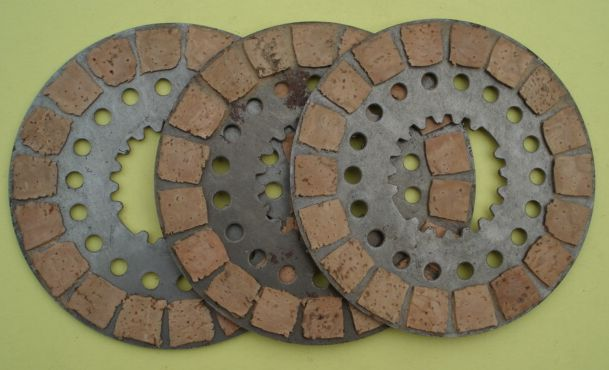 Cork plate kit, Vespa GS 150 1.Serie, VS1T