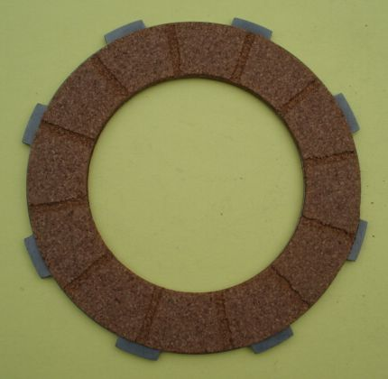 Cork plate kit, SURFLEX, Vespa GS 150 / GS 160 / SS 180 / Rally 180-200 / PX200 / T5, SURFLEX