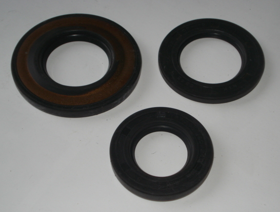Oilsealkit, crankshaft, Ape MP / MPR / MPM / MPV / Car