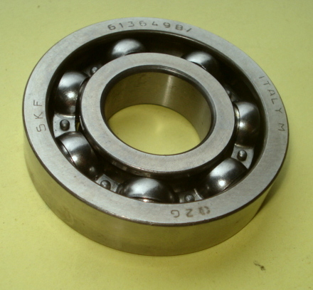Bearing for crank shaft, clutch side, Ape AD / AE / AEO / AE0 / MP, NOS